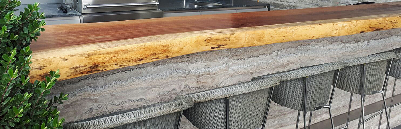 Wood Bar Top