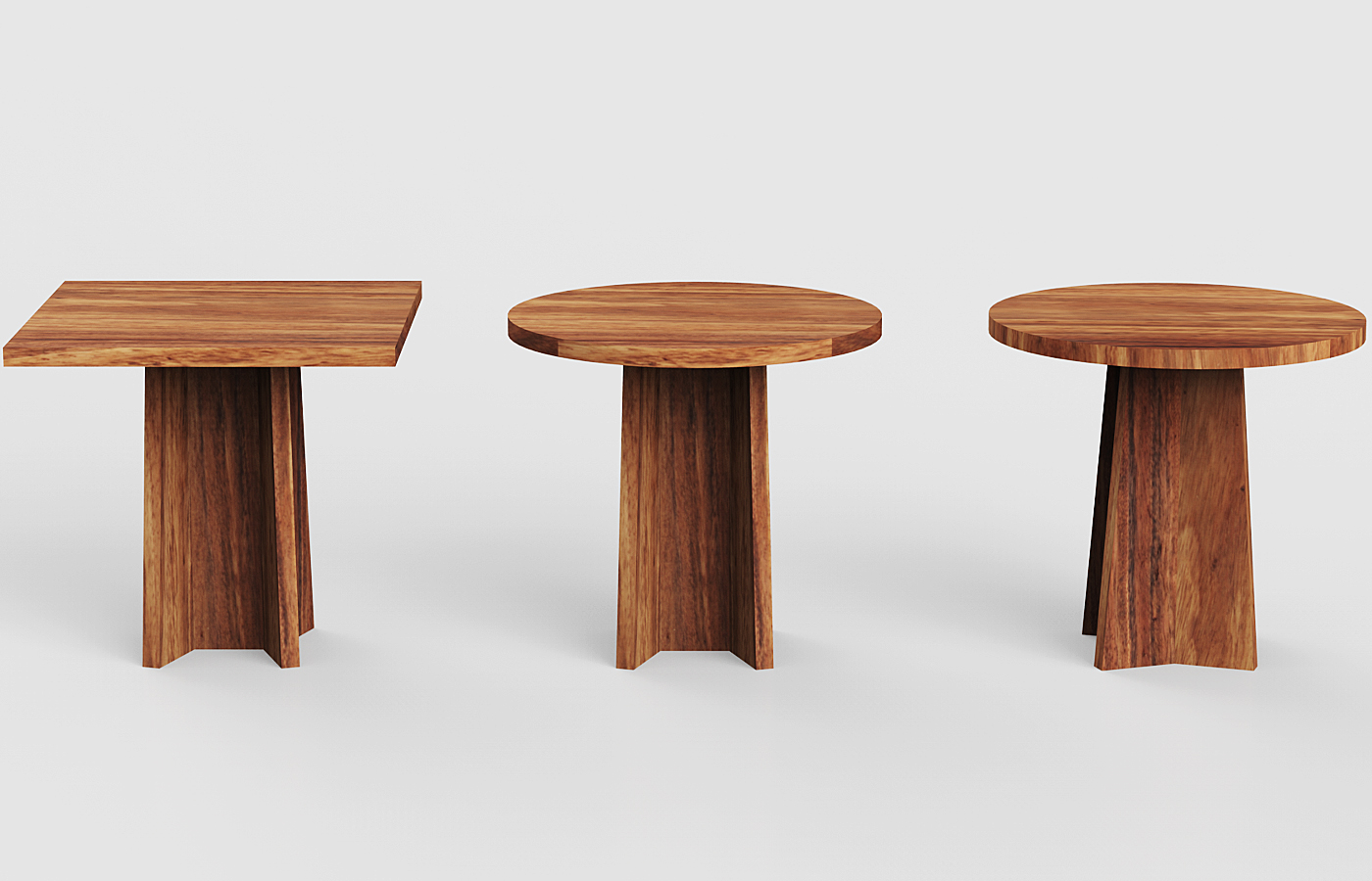 Wooden Bar Tables