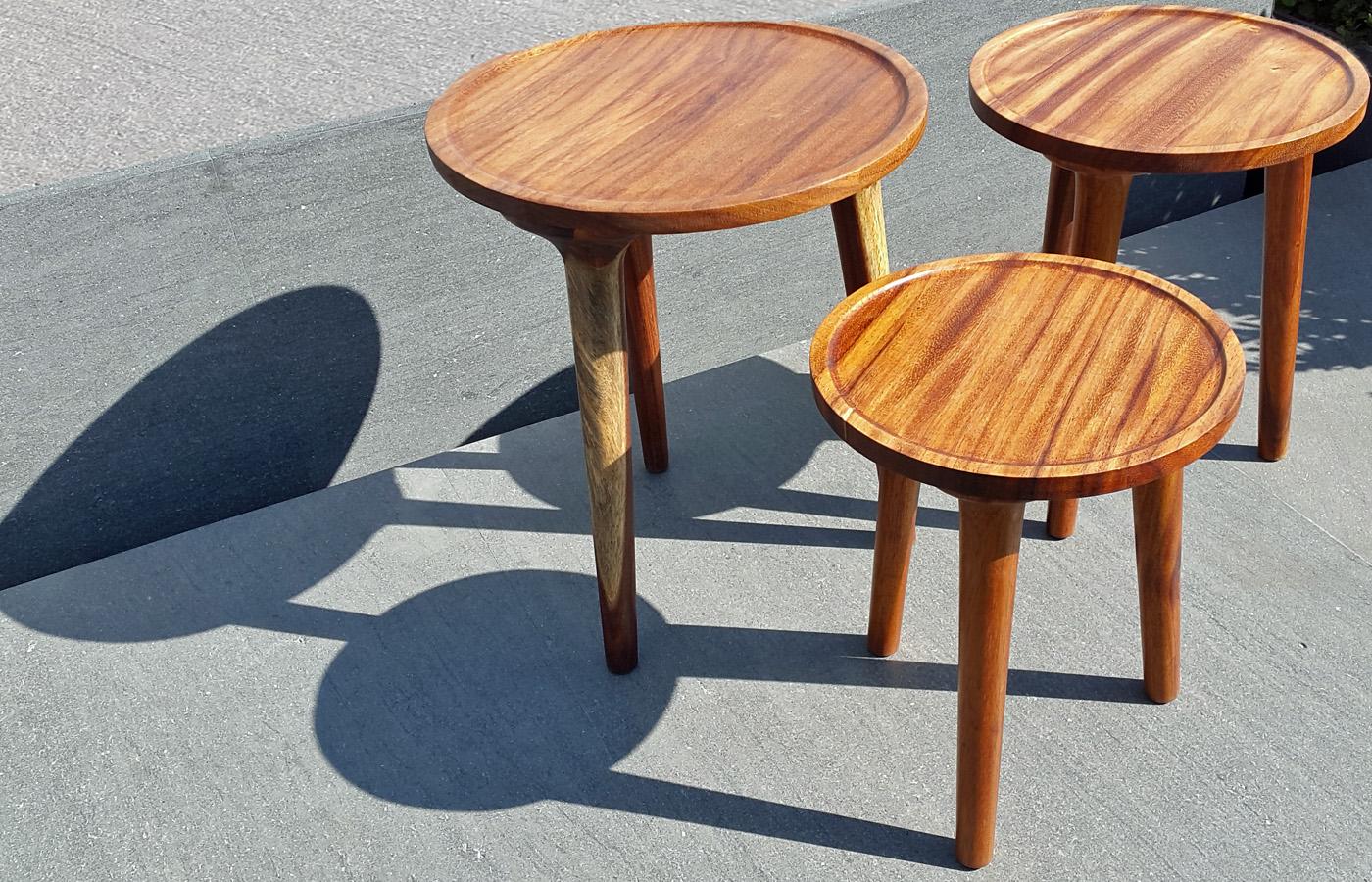 Parota madera perfil