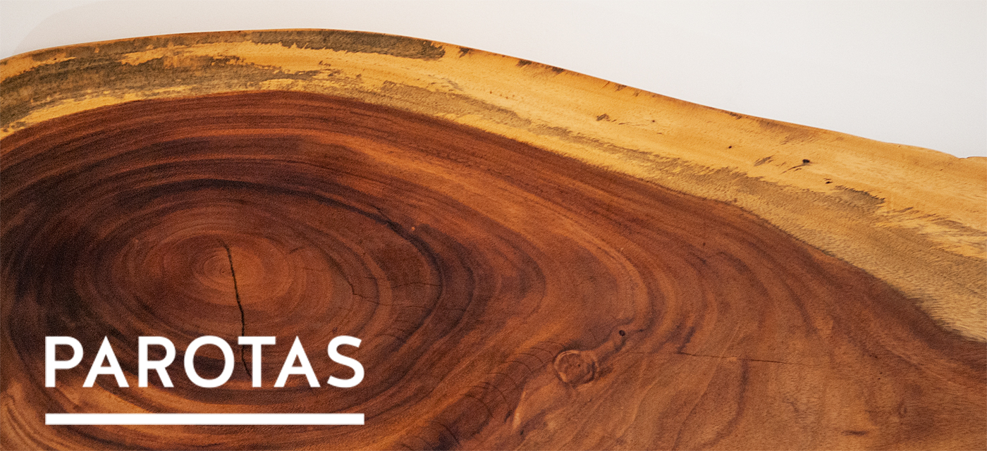wood colours for furniture. Parota Wood Creates Unique Furniture Pieces, With Heartwoods Streaked Honey, Reddish And Dark Brown Colours Alongside Clearly Distinct, Creamy Sapwood. For