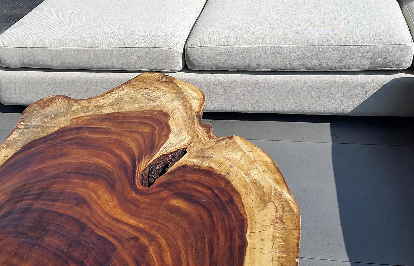 Sobre parota madera