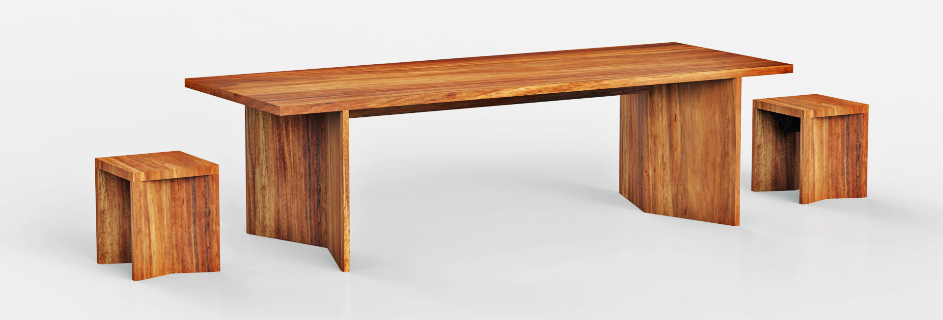 Dining room table length