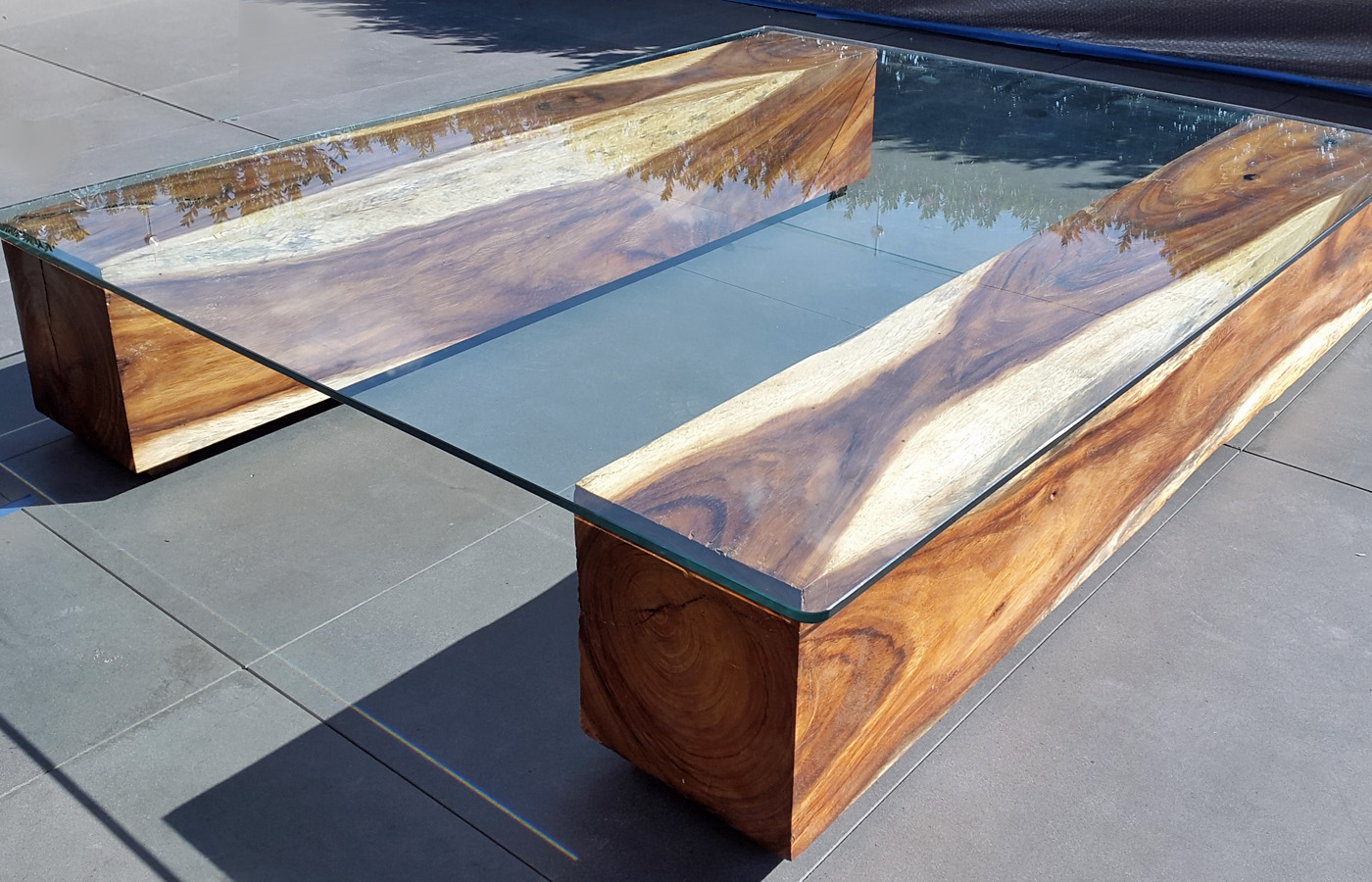 Glass Wood Coffee Table Ideas