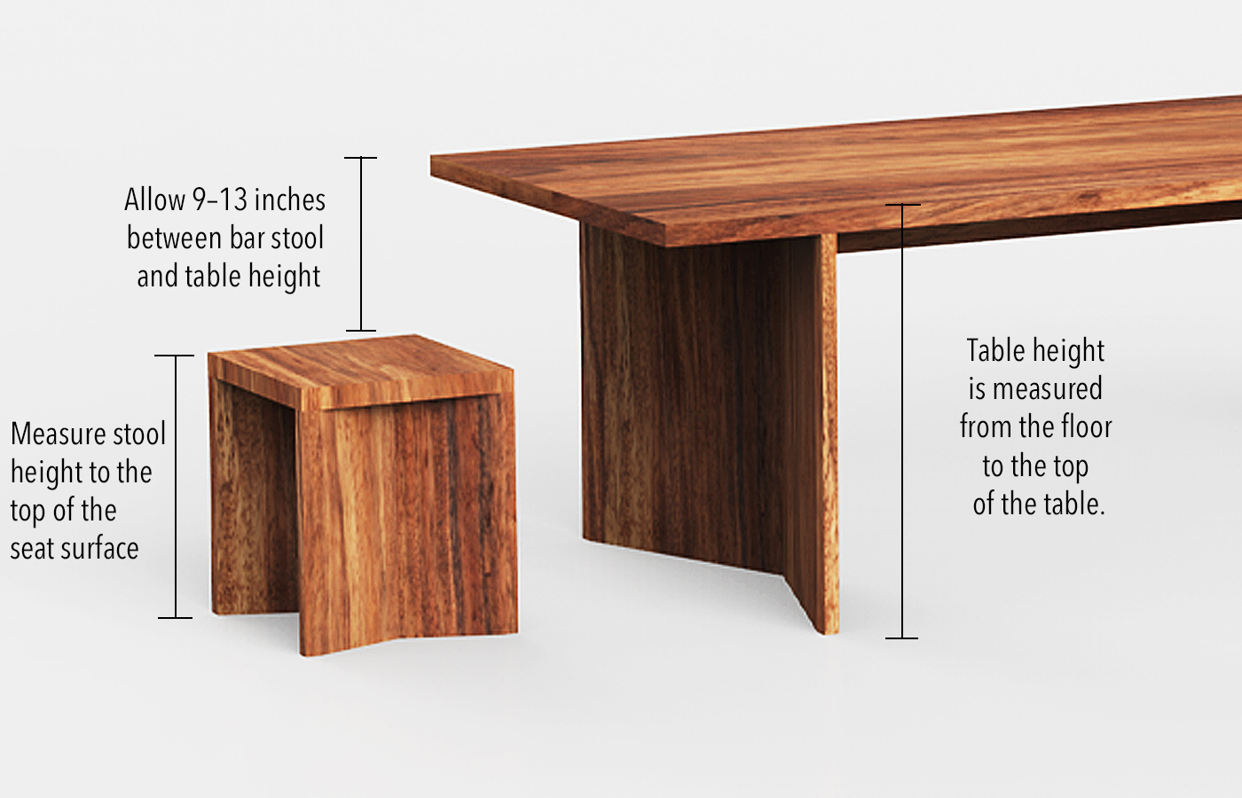 Standard Bar Stool Height
