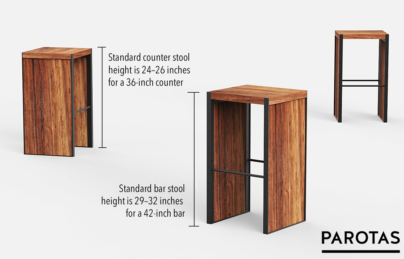 Standard Counter Stool Height