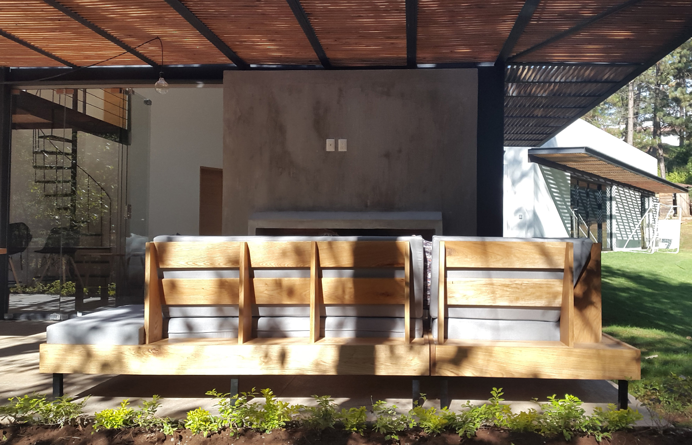 Outdoor Wood Furniture Mexico